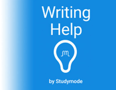Writing Help logo by Studymode